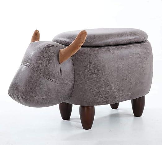 Taburete para animales, asiento para el reposapiés de la caja de ...