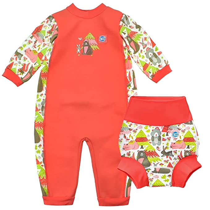 XXLarge Toddler, Into The Woods Splash About Happy Nappy Costume Essentials Set