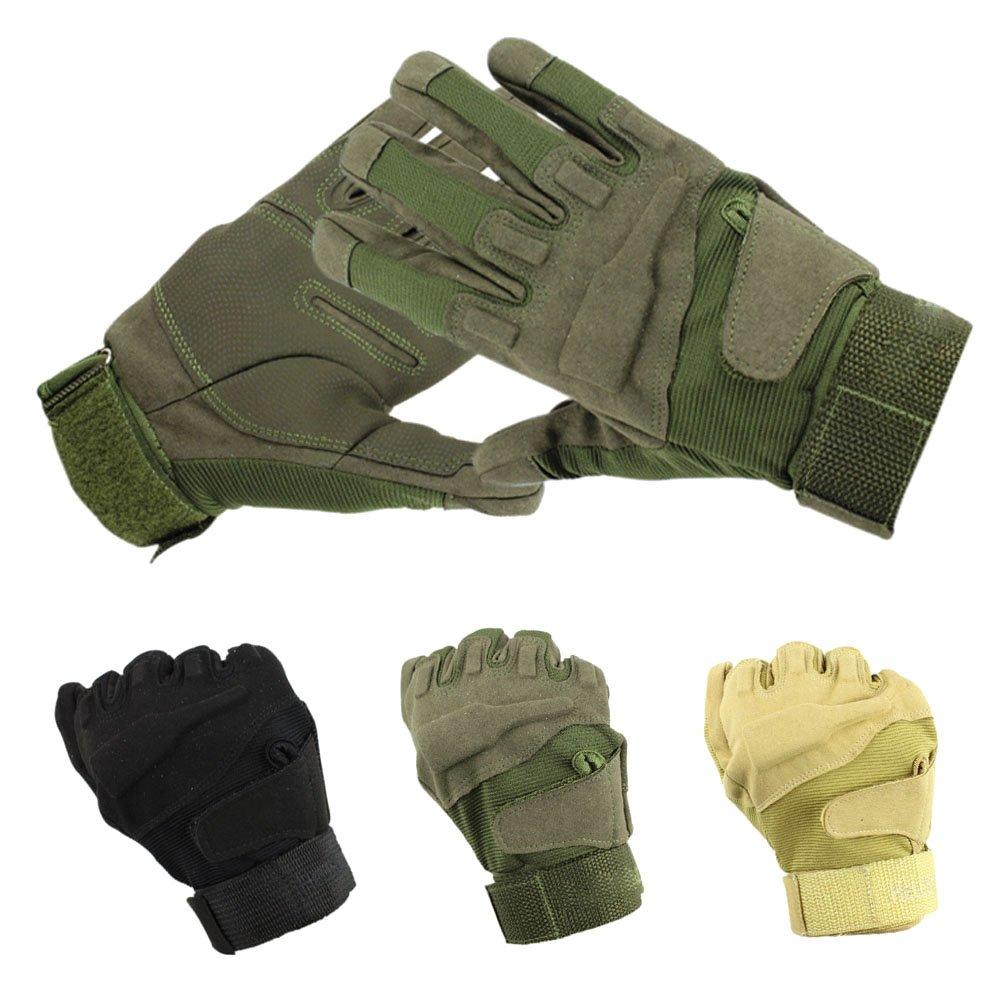 TooBike Military Gear Tactical Gloves Mountain Bike Gloves