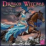 2021 Dragon Witches  The Art of Nene Thomas