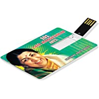 Music Card: 101 Lata Mangeshkar Hits (16 GB)