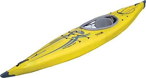 Single Rotomolded Plastic (Carbon/Kevlar) Kayak [Advanced Elements] Picture