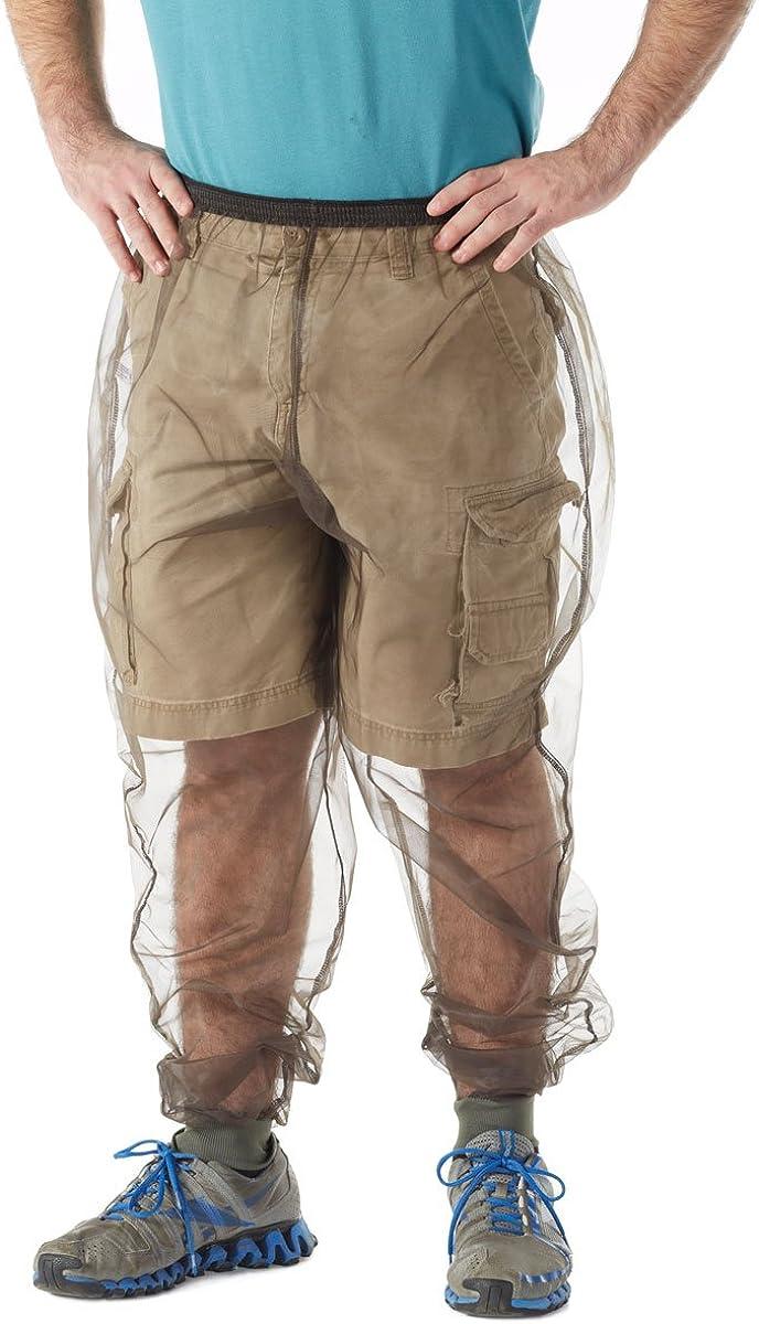 Bug Baffler Insect Protective Mesh Pants