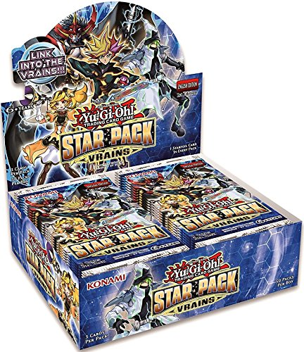 k Vrains Booster Box - 50 packs of 3 cards each! ()