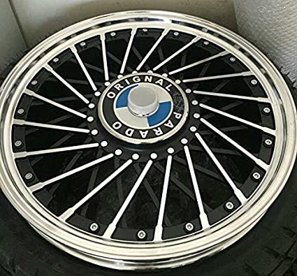 PARADO Premium Quality Royal Enfield Alloy Wheel Spokes Silver - Classic car wheels