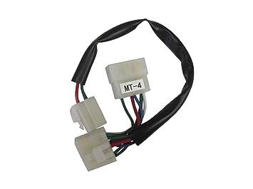 HKS Turbo temporizador de arnés de cableado Loom Mitsubishi Evo 4 5 6 IV V VI MT4 Blitz Apexi: Amazon.es: Coche y moto