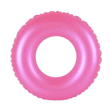 Hinchable abertura de natación Anillo Flotador para bebé Niños piscina de agua nadar entrenador anillo tubo