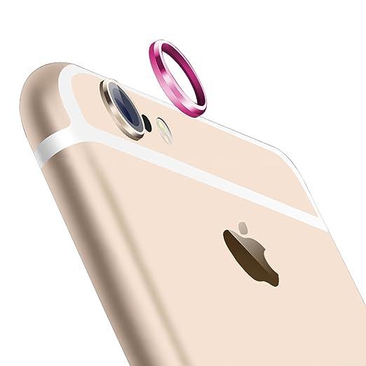 """16 opinioni per iProtect protezione fotocamera per Apple iPhone 6 (4,7"""") anello di protezione"""