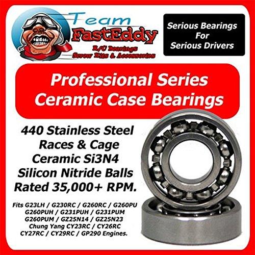 Large Scale Ball Bearing (Crank Ball Bearing for RC Cars sets CY/Zen Ceramic Balls)