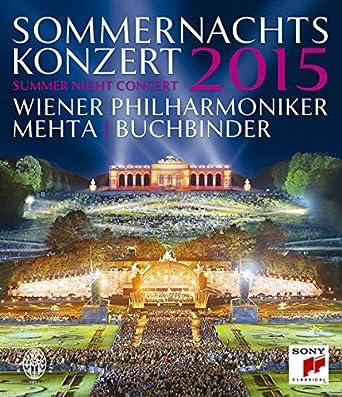 フィンランディア&ペール・ギュント~ウィーン・フィル・サマーナイト・コンサート2015 [Blu-ray]