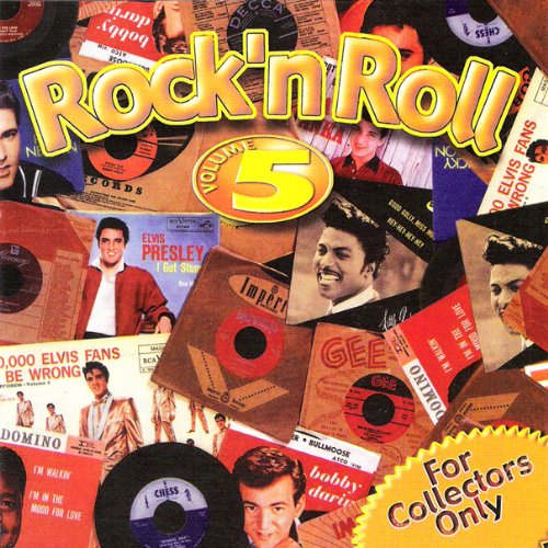 Good Bye Cruel World; Apple Blossom Time; the Wayward Wind; I'm Gonna Knock on Your Door; Five Minutes More; I'm Available; Go Away Little Girl; Girl of My Best Friend; What Kind of Love Is This; Blue Moon; Rock N' Roll for Collectors Only Vol. 5