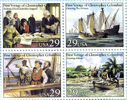 Amazon FIRST VOYAGE OF CHRISTOPHER COLUMBUS QUEEN ISABELLA