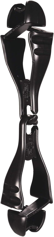 Ergodyne Squids 3400 Glove Clip Holder with Dual Clips, Black - Reaching Aids -