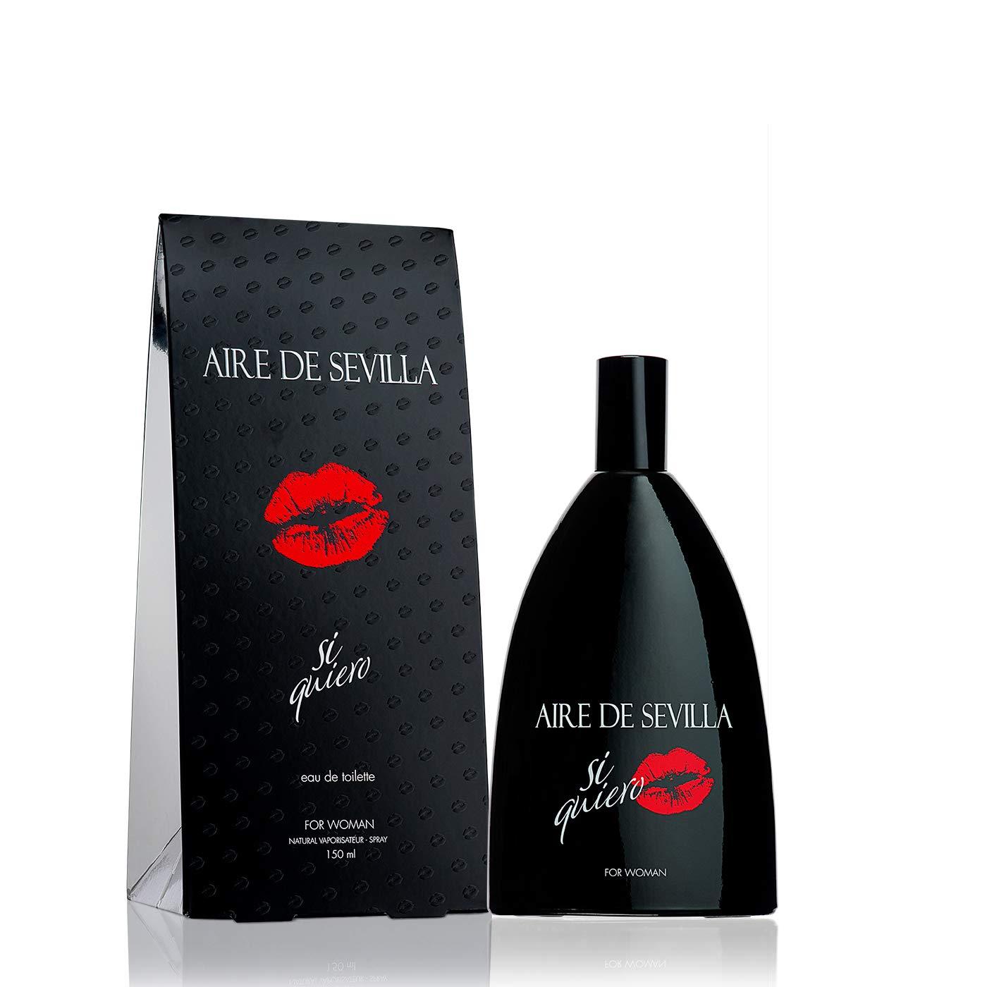 Si Quiero Aire de Sevilla - Agua de Tocador para Mujer, 150 ml: Amazon.es