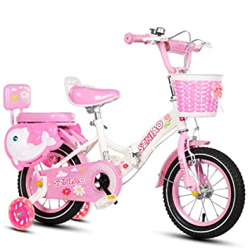 Bicicletas Plegable niños Moto 2-8 años bebé Silla niños ...