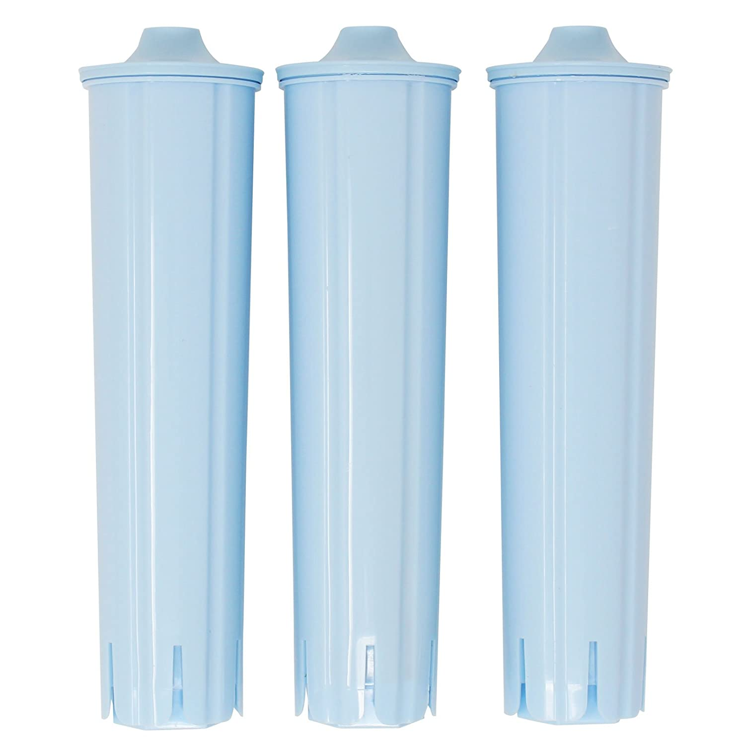 3 Replacement Water Filter Cartridge for Jura-Capresso ENA Micro 9 Fully Automatic Coffee Center - Compatible Jura Clearyl Blue Water Filter Denali Pure CF-CLEARYL-BLU-DL14