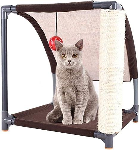 Dyl Pendiente Sisal Cat Scratch Marco de Escalada Cat Scratch ...