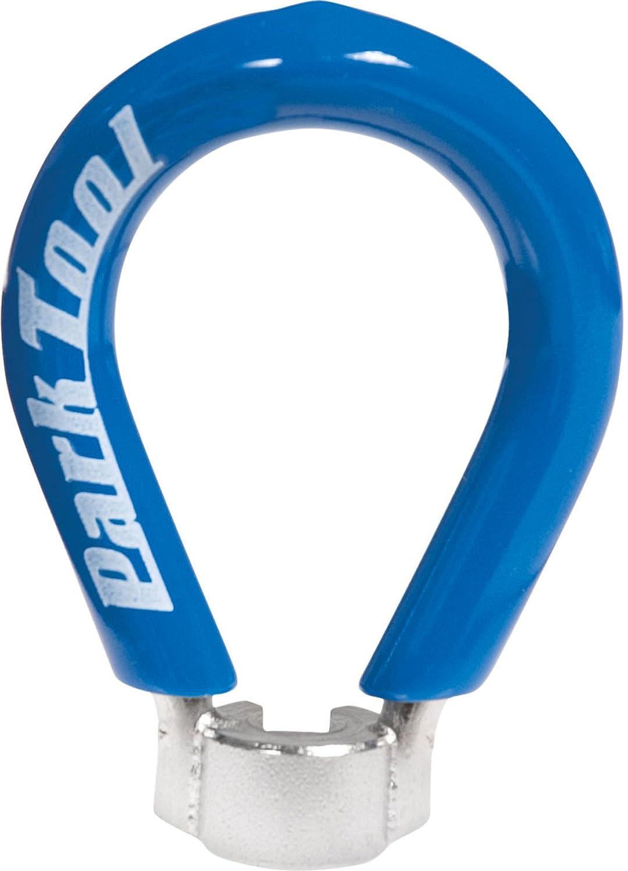 ParkTool SW-3 - Llave de radios (4,0 mm), color azul azul negro Talla:0.156