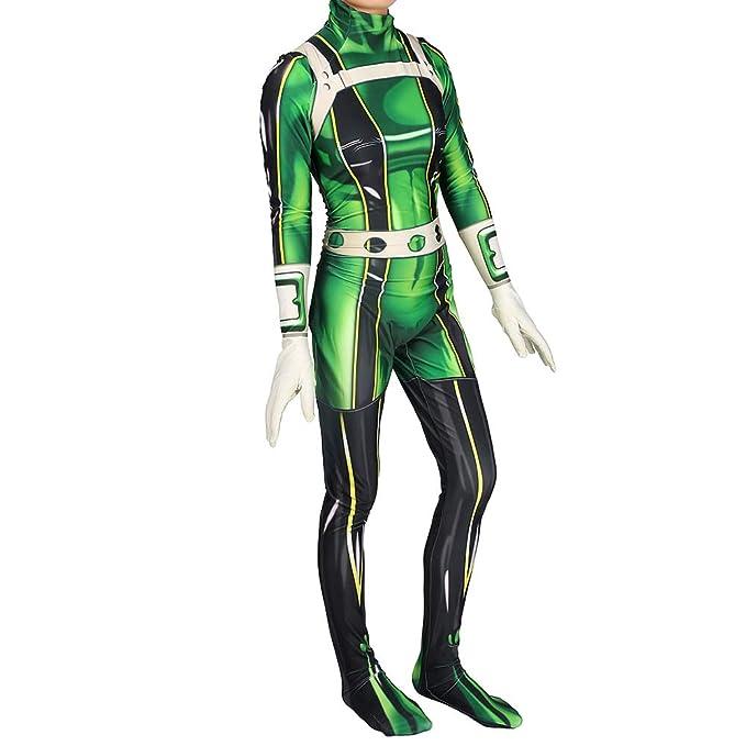 Amazon Com Juicykick Cosplay Costume My Hero Academia