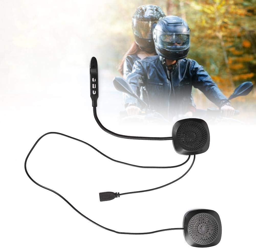 Byged Casque /écouteur Casque Bluetooth 5.0 pour Moto,
