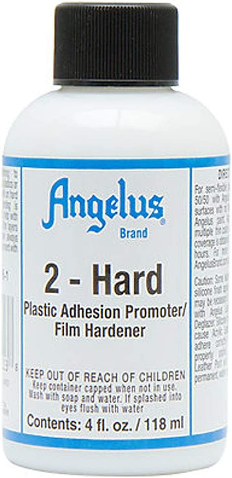 Angelus 2-hard Plastic Medium 4oz