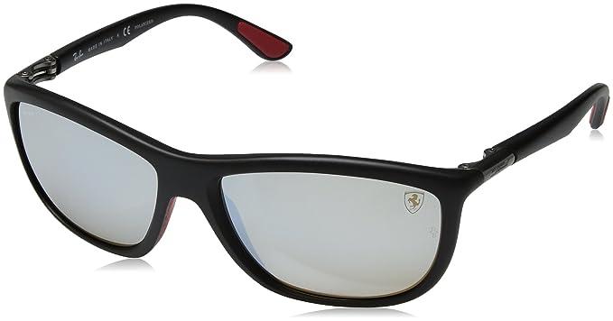 648f268a3cb Ray-Ban RB8351M Scuderia Ferrari Collection Sunglasses (Black ...