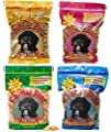Charlee Bear 840235168584 Dog Treats Variety Pack (4 Pack)