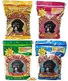 Charlee Bear 840235168584 Dog Treats Variety Pack, Cranberries Flavor (4 Pack)