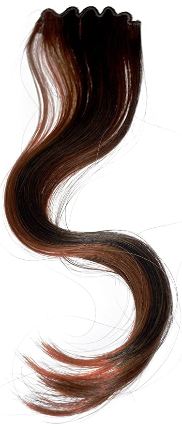 Balmain Hair Extension Brown 15 Cm Amazon Beauty