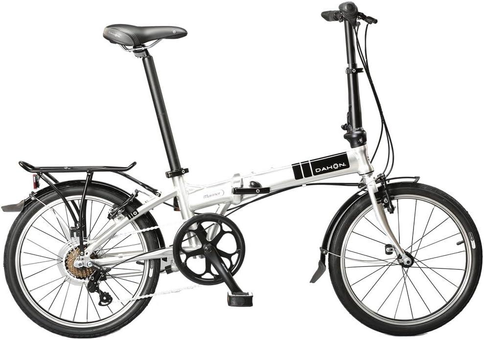 Dahon Bicicleta Plegable Dahon Mariner D7 Gris Gris: Amazon.es ...