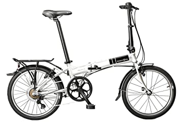 Bici plegable dahon pop