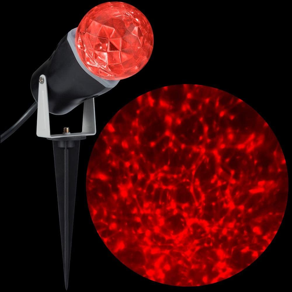 LightShow LED Kaleidoscope (Red)