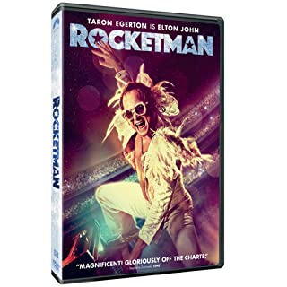 Book Cover: Rocketman