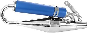 Tecnigas Next R Blau Tuning Sport Auspuff Peugeo T Speedfight 2 50ccm Alle Auspuff Peugeo T Vivacity 50 Bis Baujahr 2007 Auto