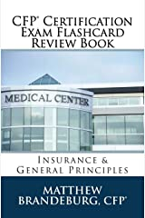 CFP Certification Exam Flashcard Review Book: Insurance & General Principles (2019 Edition) Paperback