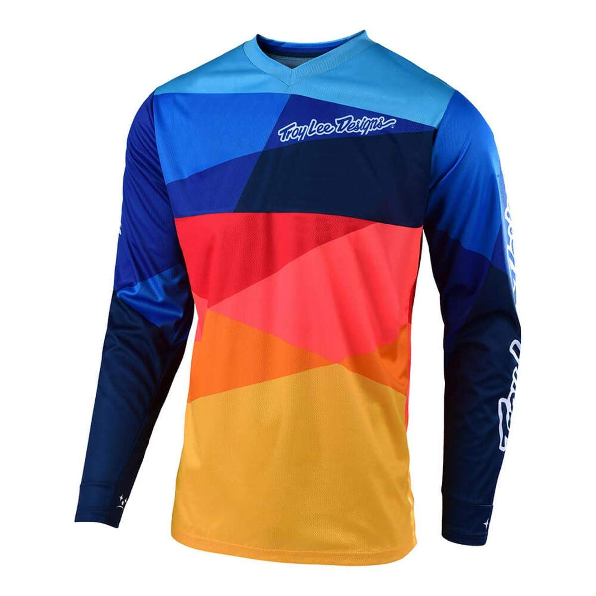 Troy Lee Designs 2019 TLD Youth GP Air Jersey Jet Navy//Orange