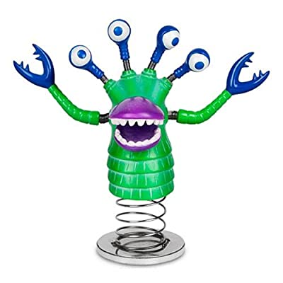 Airhawk Dashboard Monster Bobble Head Bobble Head Toy Figures: Toys & Games