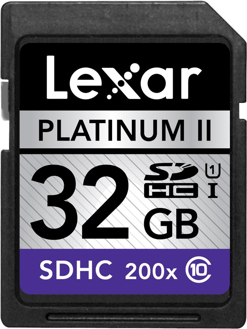 Amazon Com Lexar Platinum Ii 200x 64gb Sdxc Uhs I Flash Memory Card