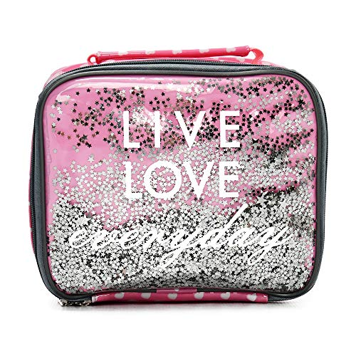 Kids Lunch Box by Silverflye- Superior Insulated Lunch Boxes for Kids- Highest Quality Lead Free Zipper, Stitching and Seams-No Mold Accumulation- Cute Kid Lunch Bag for Girls- Pink or Purple by Silverflye