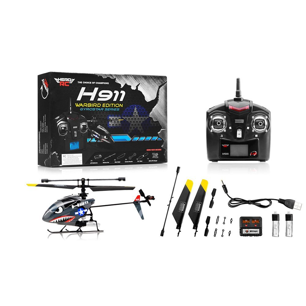 hero rc h911 review
