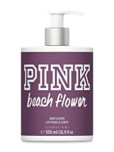 VICTORIA'S SECRET PINK BEACH FLOWER BODY LOTION 16.9 FL OZ