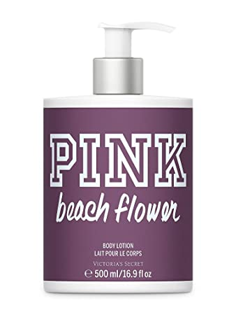 a1b933d3737e8 VICTORIA'S SECRET PINK BEACH FLOWER BODY LOTION 16.9 FL OZ