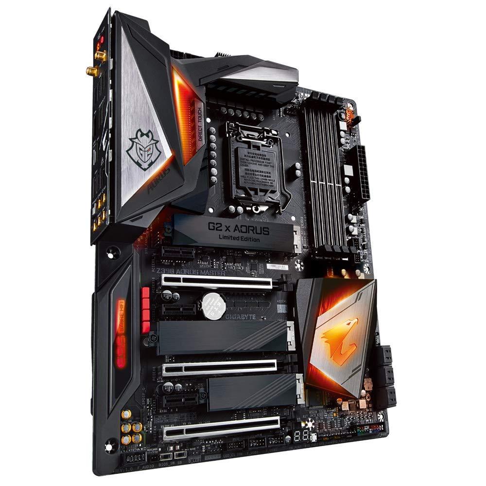 extensi/ón de la garant/ía Aorus Z390 AORUS Master G2 Edition Socket 1151//Z390//DDR4//S-ATA 600//ATX