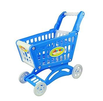Amazon.es: Black Temptation Regalos de los juguetes del carro de la compra del supermercado de la simulación de los niños, W2: Juguetes y juegos