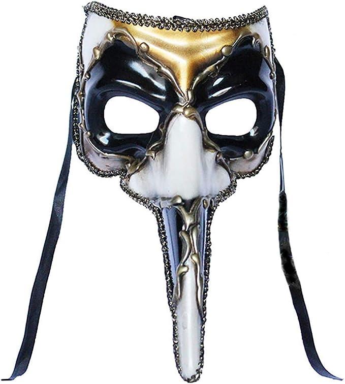 Green Venetian Mask Masquerade Ball Prom Party Mardi Gras Halloween Wedding