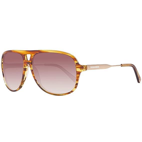 DSQUARED2 Sonnenbrille DQ0186 50C 60 Gafas de sol, Marrón ...