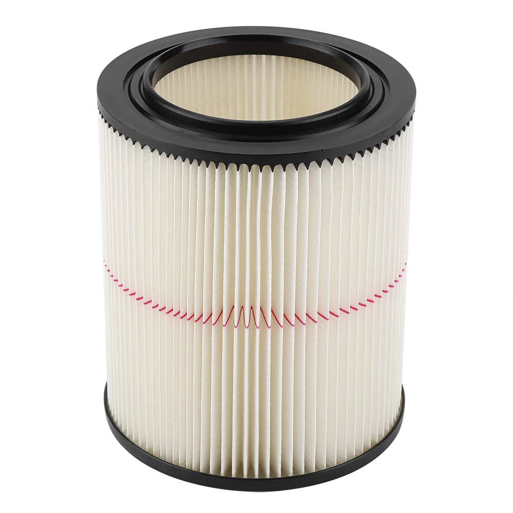 Fdit Pack of 1 Replacement Airspeed Washable HEPA Filter for Shop Vac 178169-17816 2 in 1 Wet/Dry Filter