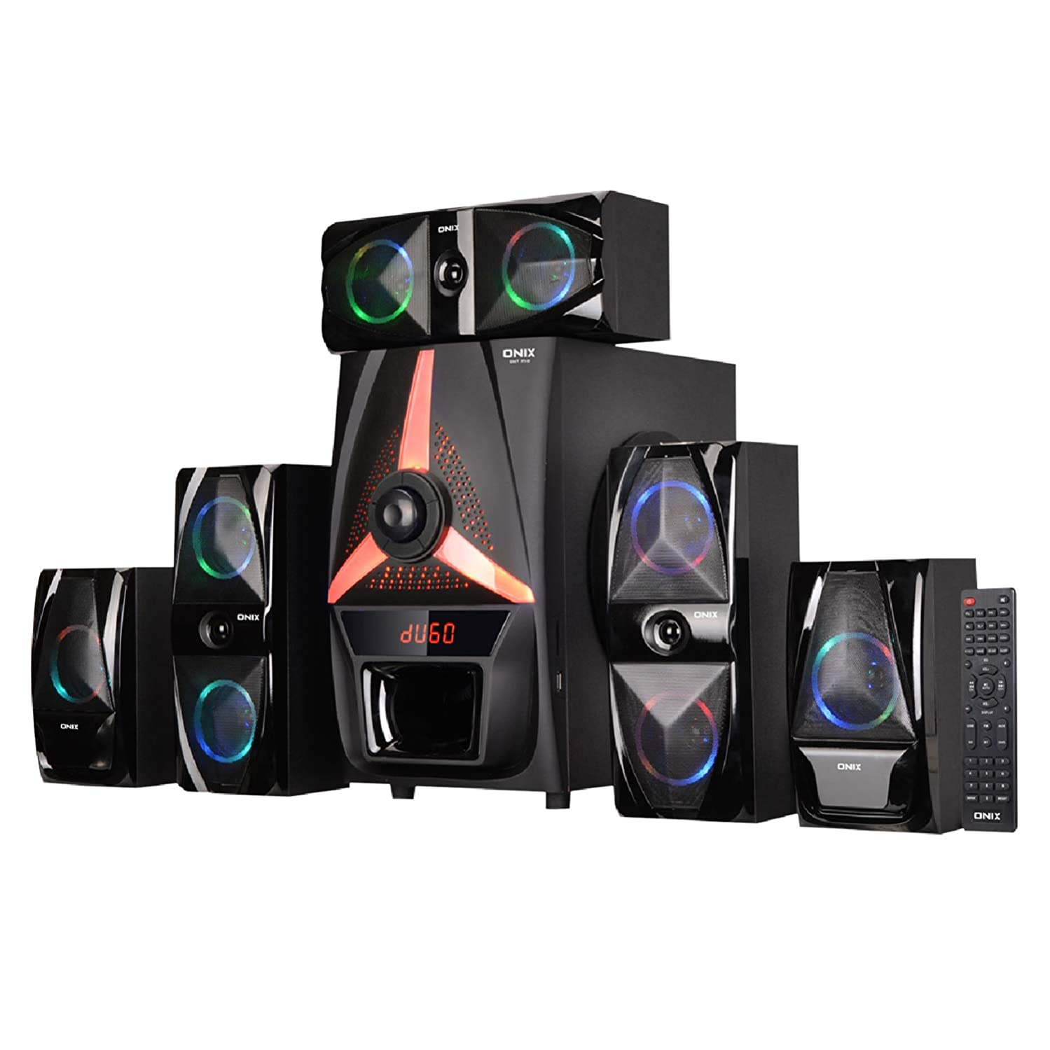 ONIX 5.1 OHT-350 home theater