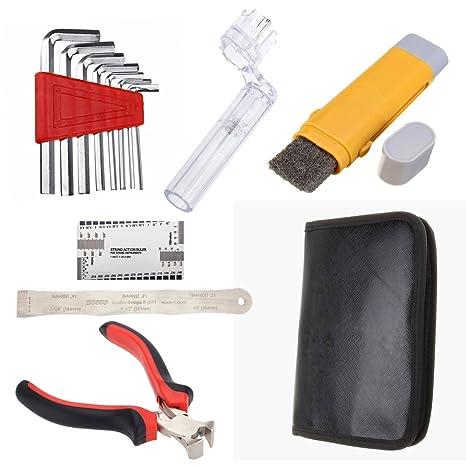 demiawaking profesional Kit de reparación de herramienta para el cuidado mantenimiento Tech para juego completo