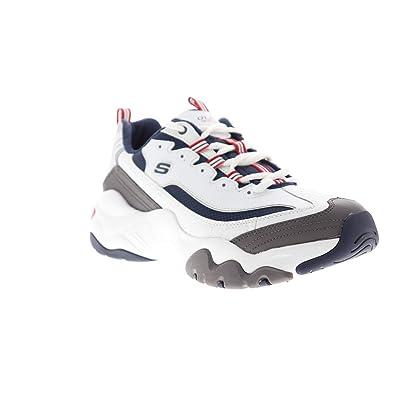 Skechers Mens D Lites 3 MERRITON | Fashion Sneakers